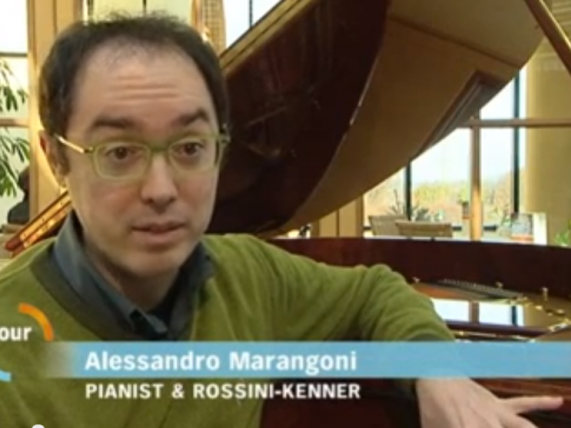 Alessandro Marangoni | Rossini in Germany