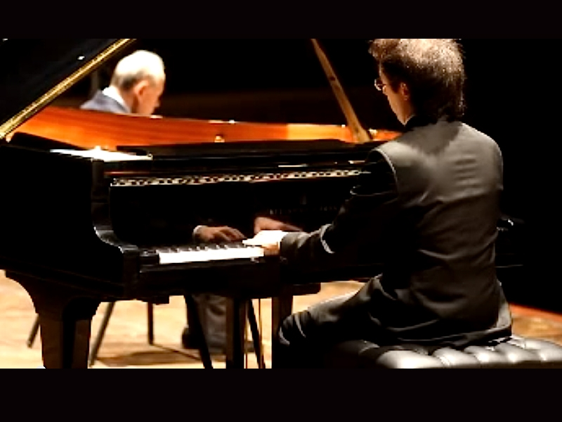 Alessandro Marangoni plays Chopin