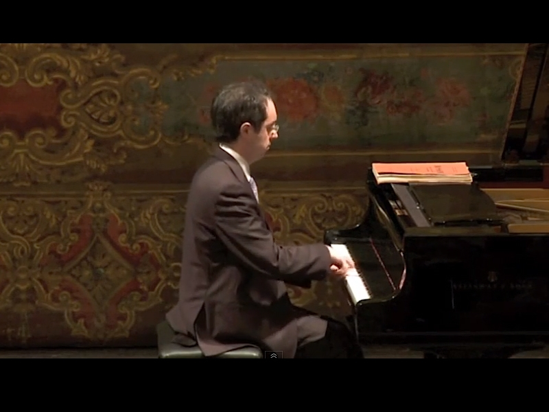 Alessandro Marangoni plays for Rossini's 220° Birthday